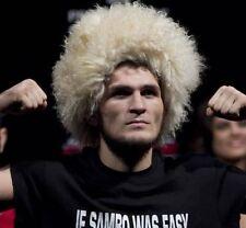 KHABIB papakha caucasian hat sheepskin fur wool papaha