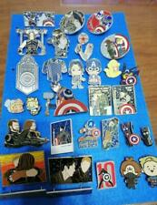 Marvel The Avenger Captain America Winter Soldier Enamel Brooch Pin Limited Set