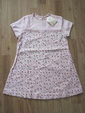 PETIT BLAU MARI DRESS girls 4 years NEW cotton floral English rose style