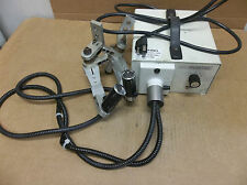 FOSTEC ACE I EKE FIBER OPTIC ILLUMINATOR 115-120V W/2 LIGHTS  ACEI EKE  ACEIEKE