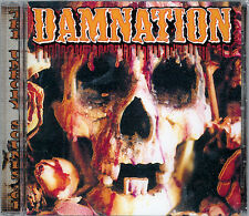 DAMNATION Unholy Sound of CD NEW SS PUNK ROCK RAFR PROMO