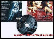 QUEEN OF THE DAMNED (BOF/OST) Manson,Tricky (CD) 2002