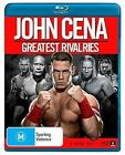 WWE - Greatest Rivalries - John Cena (Blu-ray, 2014, 2-Disc Set) New Region B