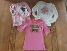 Juicy Couture,3 Tops,Girls,Age 8-10