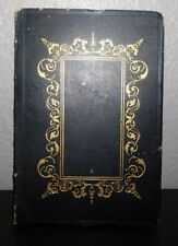 1877 KEY TO THE SCIENCE OF THEOLOGY by Parley P Pratt MORMON BOOK LEATHER