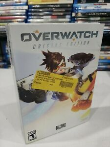 Overwatch Origins Edition with Noire Widowmaker Skin NEW & SEALED BOX IS ROUGH