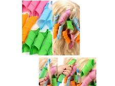 DIY Magic Hair Rollers Spiral Styling Curlers 18pc Pack