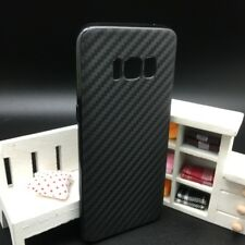 SAMSUNG S8 CARBON SOFT TPU CASE