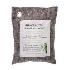6 Bags Bamboo Charcoal Natural Freshener Purifier Mold Air Purifying Deodorizers