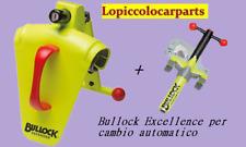BULLOCK DEFENDER BLOCCASTERZO + BULLOCK EXCELLENCE BLOCCA PEDALI