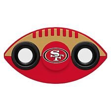 Fidget Spinners NFL Licensed San Francisco 49ers Fidget Spinnerz (Fast Shipping)
