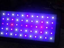 PLAFONIERA LED PER ACQUARIO 400X210X60 MM 55 LED 165W