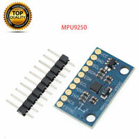 9DoF MPU-9250 9-Axis Gyroscope + Accelerometer + Magnetometer Sensor Module I2C