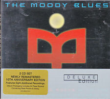 2 CD DELUXE EDIT. THE MOODY BLUES RED ROCKS & THE COLORADO SYMPHONIE ORCHESTRA