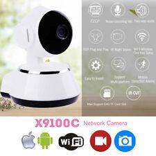 HD 720P wireless WIFI IP CAMERA CASA NEGOZIO Rete di Sicurezza CCTV IR Visione Notturna