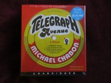 Michael Chabon - TELEGRAPH AVENUE - Unabridged audio CDs