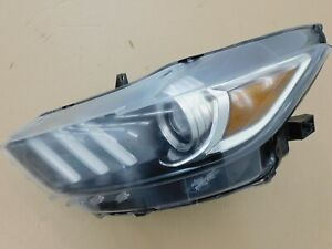 2015-2017 Ford Mustang GT LH Driver Headlight HID OEM LED