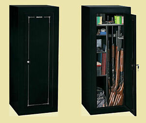 Stack-On GCBL-18-LE-DS Steel 18 Firearm Compact Security Cabinet Locker Gun Safe