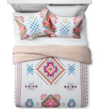 NEW Xhilaration Twin XL Comforter & Sham 2-Piece Set ~ Geometric / Southwestern