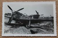 Altes Foto alliierte Jagfflugzeuge / Jagdflugzeug / Flugzeug Kennung 1 /  2.WK