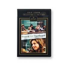 "Hallmark Gold Crown ""Beyond the Blackboard""  DVD - New & Sealed"