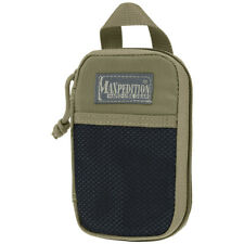 MAXPEDITION MICRO POCKET ORGANIZER ID HOLDER TRAVEL WALLET TACTICAL POUCH KHAKI