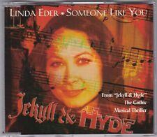 Linda Eder - Someone Like You - CD (3 x Track Atlantic Australia)