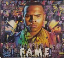 F.A.M.E. [Deluxe Version] [Digipak] by Chris Brown (R&B) (CD, Mar-2011, Jive...