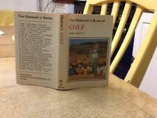 Observers Book Of Golf 1977: