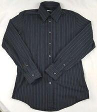 Dolce & Gabbana Mens Multi-Color Striped Dress Shirts Size 16.5 / 42