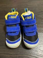 SKECHERS FLEX GO PLAY MID DASH TODDLER BOYS SNEAKERS SHOES SIZE 8 *NEW*