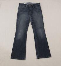 GAP Sexy Boot Women's Jeans Size 6 Avg Stretch Blue 31W x 30L
