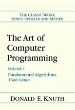The Art of Computer Programming: Volume 1: Fund. Knuth<|