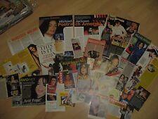 Michael Jackson, Janet Jackson - rare clippings/cuttings/articl es