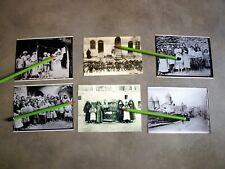 LOT PHOTOS 1915 LE PEUPLE ARMENIEN  PERSECUTE( REPRODUCTIONS )