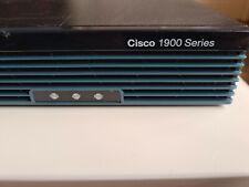 Cisco 1900 Series 1921 CISCO1921/K9 v05 Router