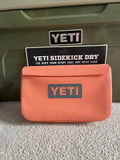 New listing Yeti Sidekick - Coral Colorway - Discontinued And Rare - Generation 2