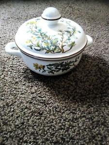 Villeroy & Boch Botanica Schüssel mit Deckel Keramik Topf