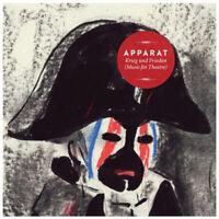 Apparat : Krieg Und Frieden (Music for Theatre) CD (2013) ***NEW*** Great Value