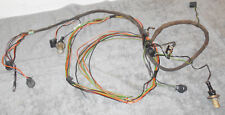 1967 1968 Cougar GT 6.5Litre ORIG REAR TRUNK TAIL LIGHT WIRING HARNESS For Parts