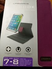 lifeworks magbook rotating magnetic tablet case