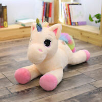 Soft Giant Plush Jumbo Large Unicorn Toys Stuffed Animal Doll Size 40cm Lovely