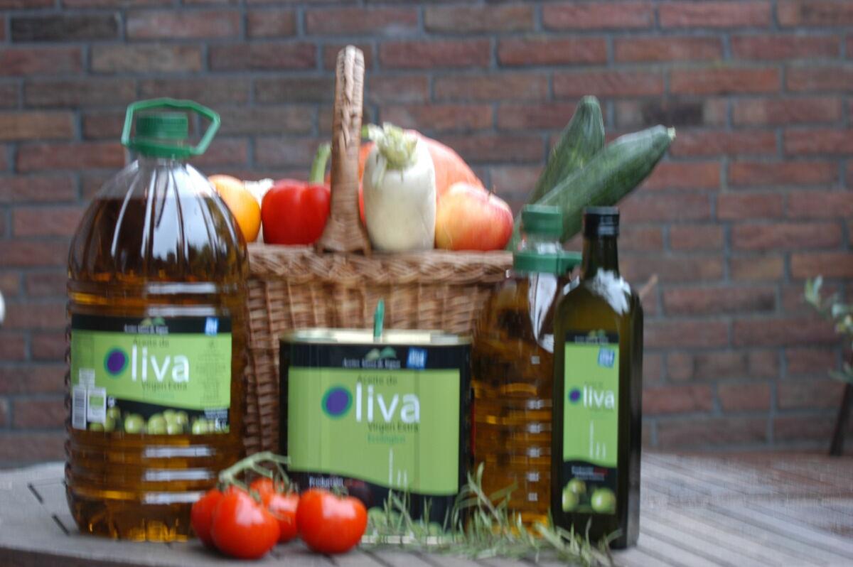 Biopal Olivenöl, Kräuter, Rohkaffee