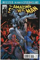 The Amazing Spider-man #664 Marvel Comic Book 2011, NM