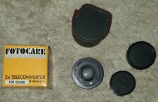 2x teleconverter canon 4-Element For Canon By Fotocare