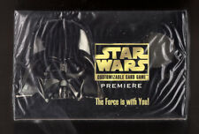 Star Wars CCG Premiere Booster Box Limited Edition - Factory Sealed