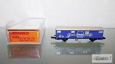 Arnold 4424, gedeckter Güterwagen Gbs252 der ÖBB für Spur N, neu+ Ovp