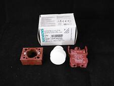 M22-LEDC230-R Moeller Eaton Leuchtmelder LED rot Boden 216567 NEU /& OVP