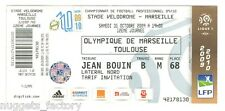 Billet / Place Olympique de Marseille - OM vs Toulouse - 2009 ( 019 )