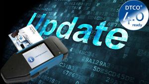 DLK Pro Downloadkey Update für Smarttacho DTCO 4.0 2910002128800 Lizenzkarte